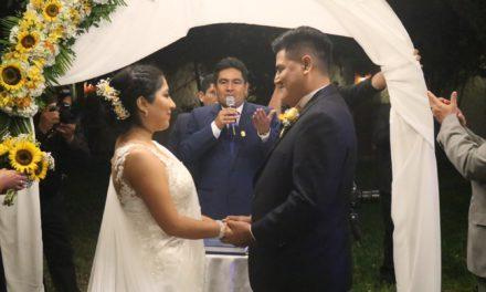 Centenar de parejas se darán el sí en Víctor Larco