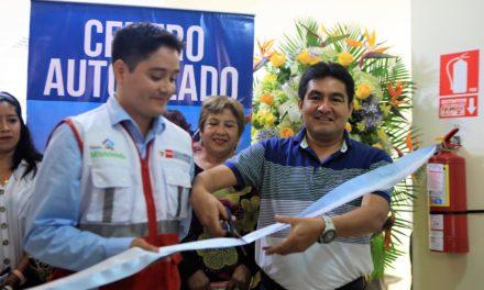 Inauguran centro autorizado de Mivivienda en Víctor Larco