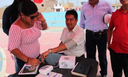 Exitosa Campaña Médica Gratuita en El Progreso