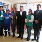 """Vecinos y comerciantes unidos en programa """"Víctor Larco Recicla"""""""
