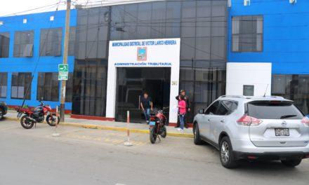 Municipalidad de Víctor Larco inicia acciones para perfeccionar cobro de arbitrios