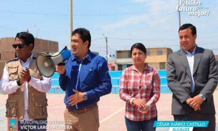 Mejorarán parque El Progreso en Buenos Aires Norte