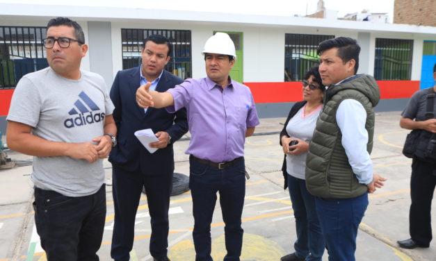 Inician mejoramiento de jardín La Providencia en Vista Alegre